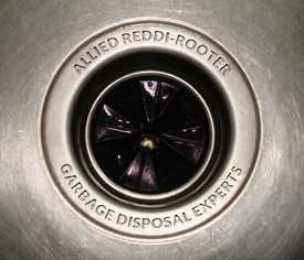 Allied Reddi-Rooter drain cleaning
