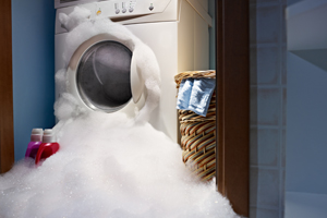 tips to fix laundry water issues