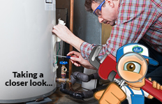 Five reasons your water heater is not working or functioning properly